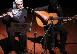 اجرای هنرجویان گیتار
