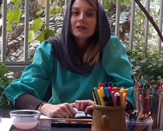 ویدیوی-آموزش-نقاشی